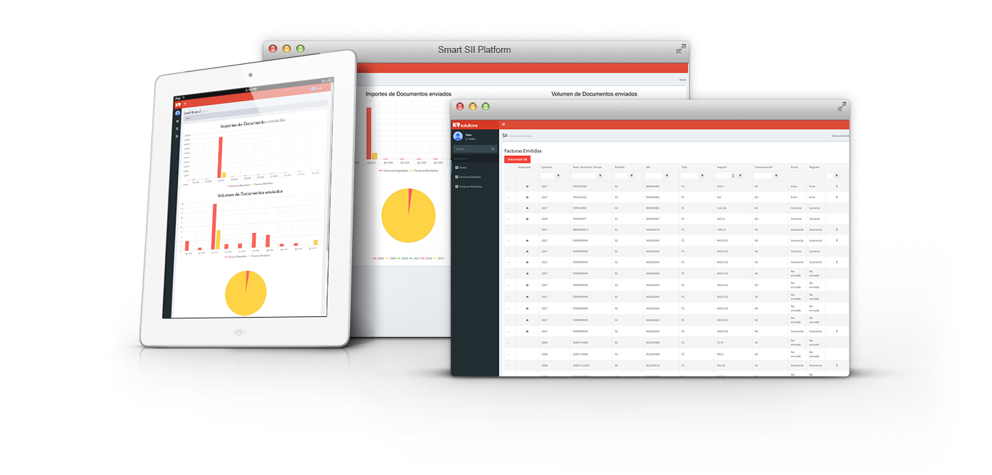SII - Software ERP para el Suministro Inmediato de Información